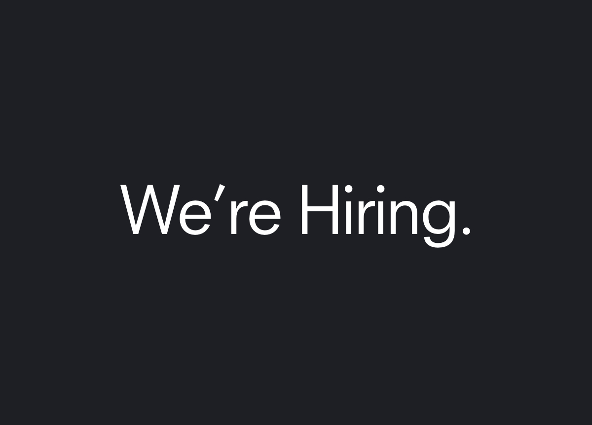 A culture of innovation. We're hiring all positions in Calgary, New York and Toronto.